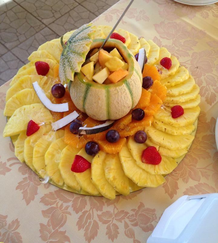 spesso Composizione di frutta estiva | Villa Fiorina - Ristorante QP56